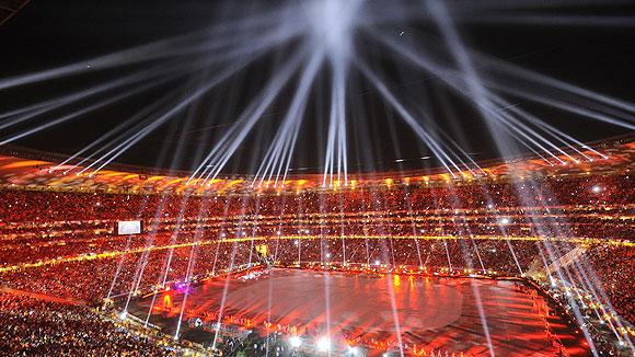 El Soccer City acogió la apertura y final de Sudáfrica 2010.