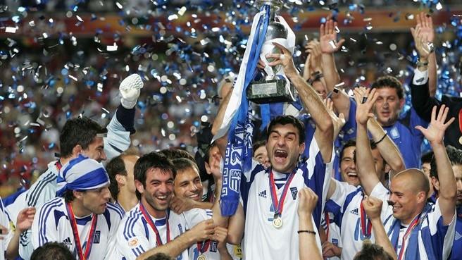 Greece won Euro 2004 surprisingly.