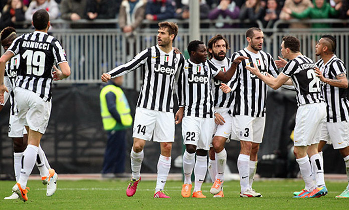 You look, Pirlo, Pogba or Llorente have been the base of the Juventino triumph.