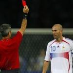 Los jugadores que más tarjetas han recibido en Mundiales