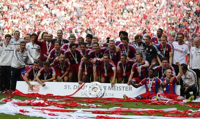 El Shalcke 04jugará la Champions. El Hamburgo, la promoción de descenso. El campeón, el Bayern.