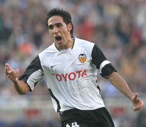 Vicente triunfó como valencianista.