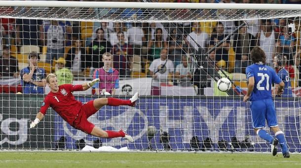 Italien-England, historische matchup in der Welt