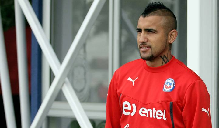 Arturo Vidal status is unknown after being operated relatively recently.