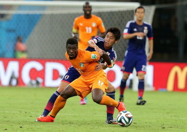 Aurier es una de las jóvenes promesas de Costa de Marfil.
