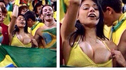 Brasil es Brasil, para lo bueno y lo malo.