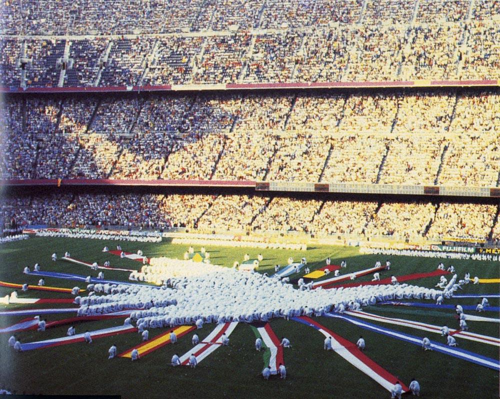 The world Cup 82 fue uno de los más bonitos de la historia.