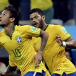 Neymar among the top scorers in the history of Brazil