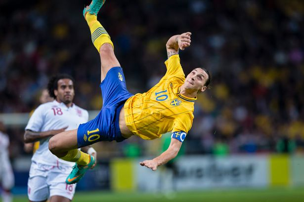 The last train Ibrahimovic in a World Cup seems to have passed.