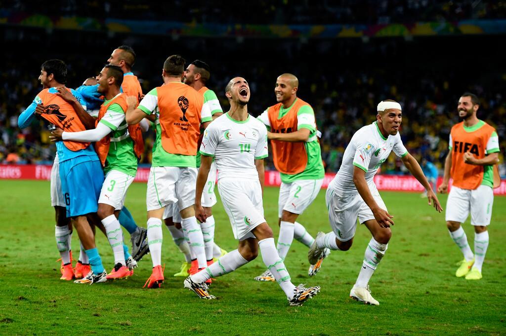 Argelia ha eliminado a Rusia del Mundial.