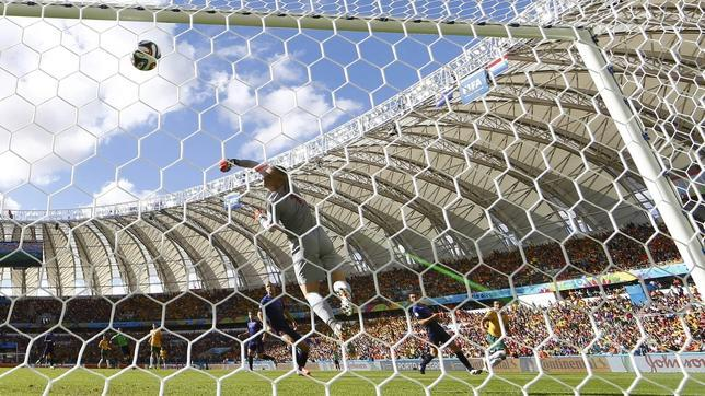Las mejores imágenes del Mundial: dia 7