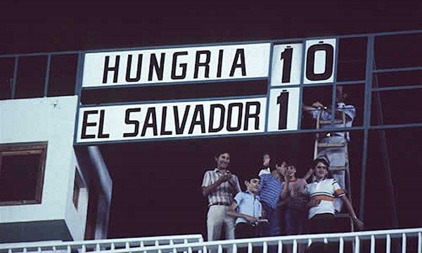 The World 1982 trajo la mayor goleada de la historia.