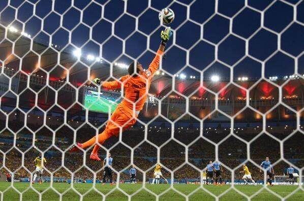 Las mejores imágenes del Mundial: día 17