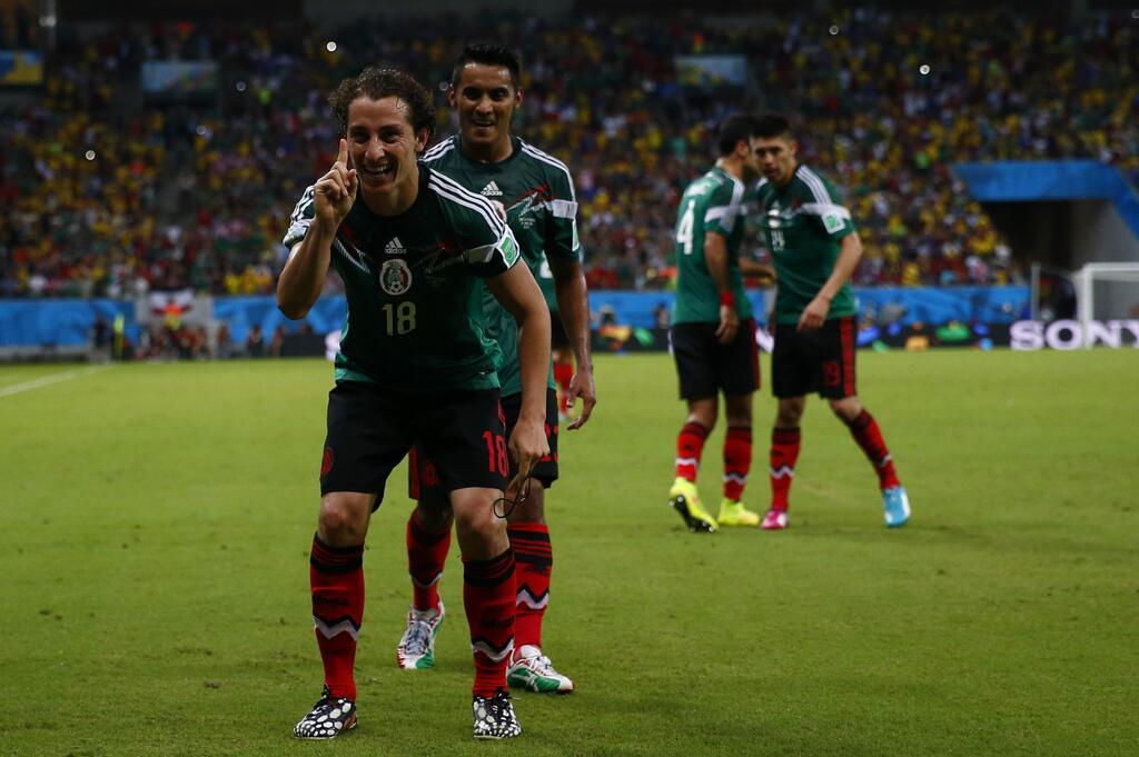 Guarded, Chicharito y compañía golearon 3-1 Croatia.