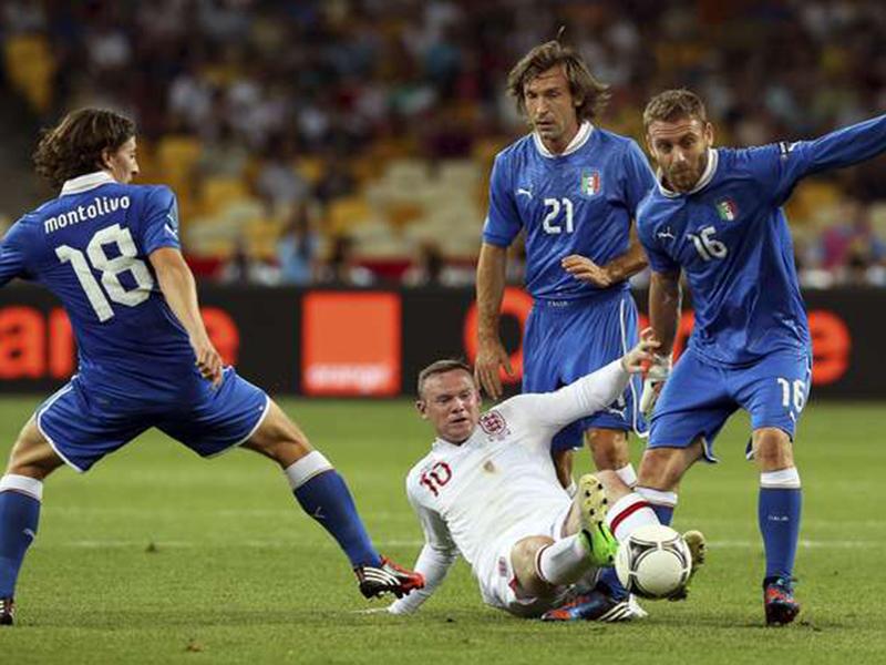 Dos históricos europeos como Inglaterra e Italia ya están fuera de Brasil.
