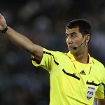 The best referee around the world: Ravshan Irmatov