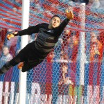 Keylor Navas for the consecration among the largest