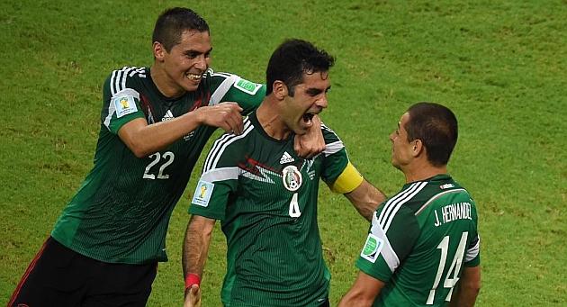 México sigue su buen hacer en Brasil.