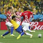 Las mejores imágenes del Mundial de Brasil: día 1
