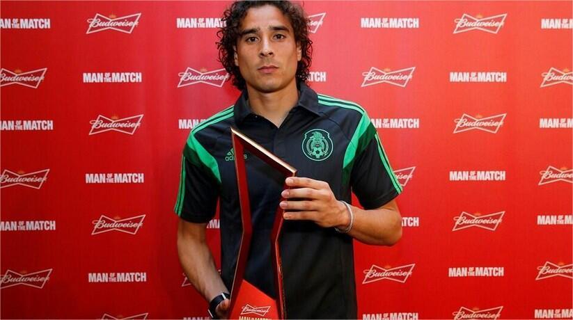 México cayó eliminada pero Ochoa volvió a ser el MVP del partido.