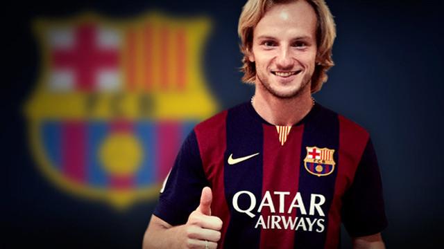 Se confirmó: Rakitic al Barcelona. Buen fichaje.