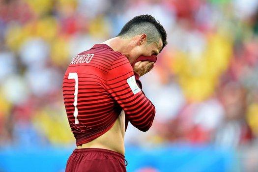 Cristiano fue una de las decepciones del Mundial.