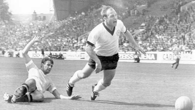 Seeler marcó en cuatro Mundiales, algo al alcance de pocos.