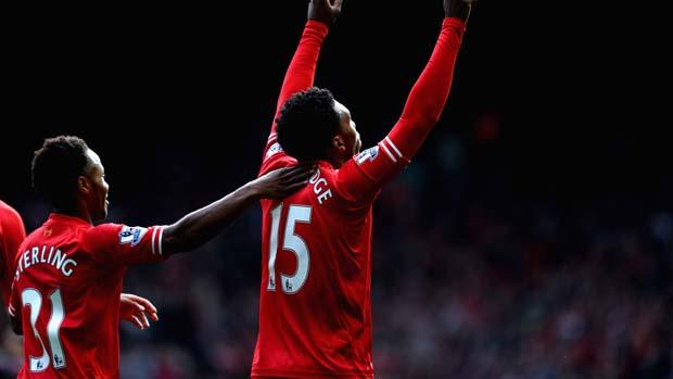 Sterling y Sturridge son parte esencial en el Liverpool.