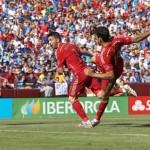 Los jugadores con más goles en partidos oficiales de selección