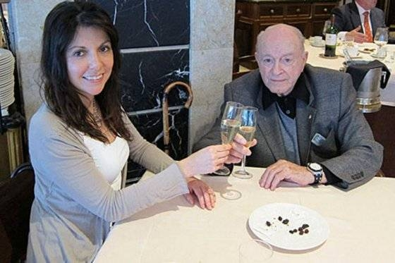 In 2013 Di Stefano came to the fore for wanting to marry his young secretary.