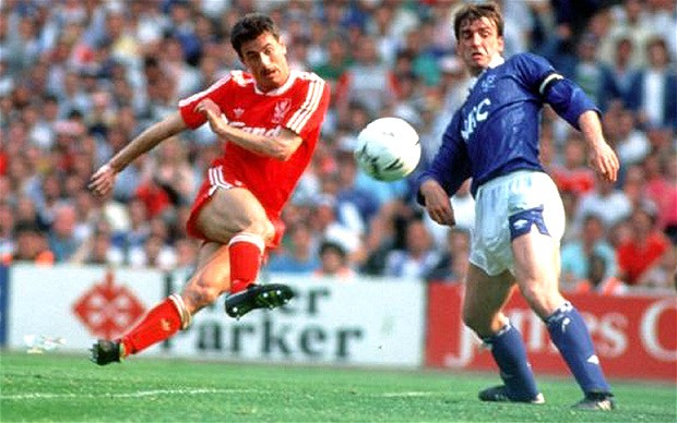 The final of the FA Cup 1989, la de Ian Rush