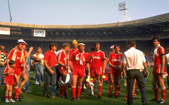 Liverpool finally the final of the FA Cup was 1989.