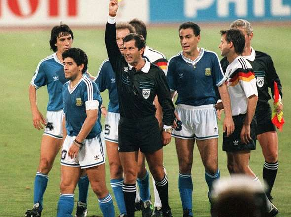 La final entre Alemania y Argentina no estuvo exenta de lío.