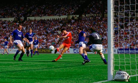 Ian Rush was the star of the final of the FA Cup 1989.