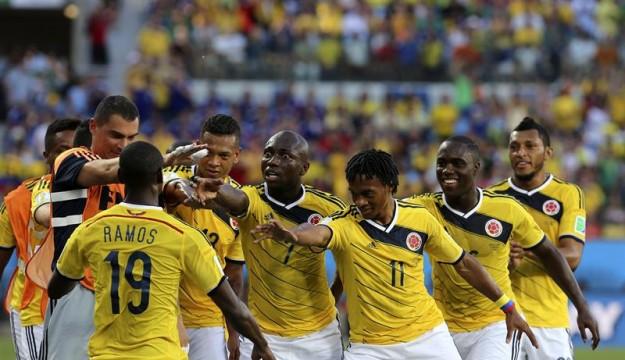 Colombia, World sensation