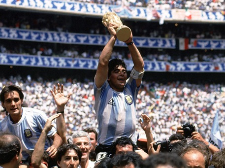 Mexico 86 He consecrated him as one of the best.