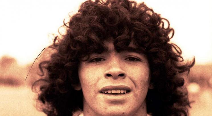Las mejores fotos de la carrera de Diego Armando Maradona