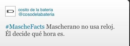 Maschefacts 12