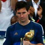 The controversial Golden Ball of the World Cup to Messi does not convince anyone