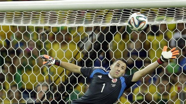 David Ospina jugará en el Arsenal.