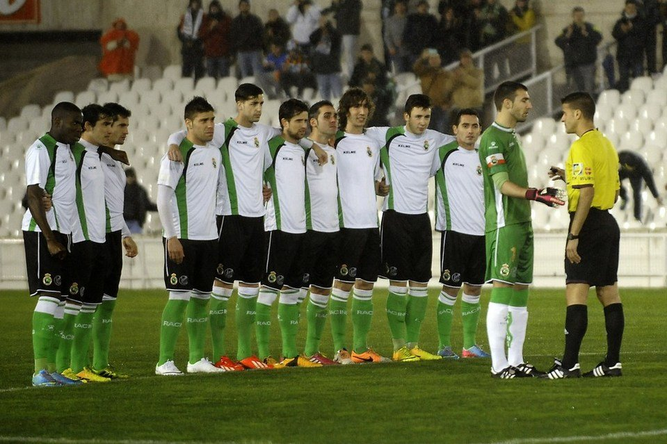 Racing Santander, the example that justice does not exist in football