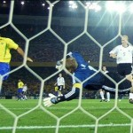The history between Brazil and Germany in World Cup history