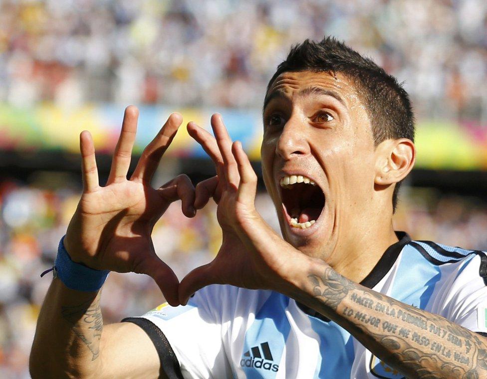 El Fideo marcó un gol que permite soñar a Argentina con un tercer título.
