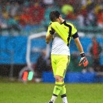 Iker Casillas, de ángel a demonio