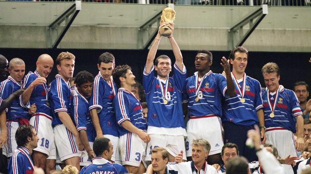 France won the World 1998.
