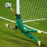 """El """"latin power"""" de los porteros en el Mundial"""