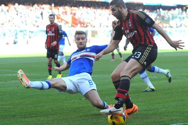 Mustafi llega al Valencia procedente de la Sampdoria.