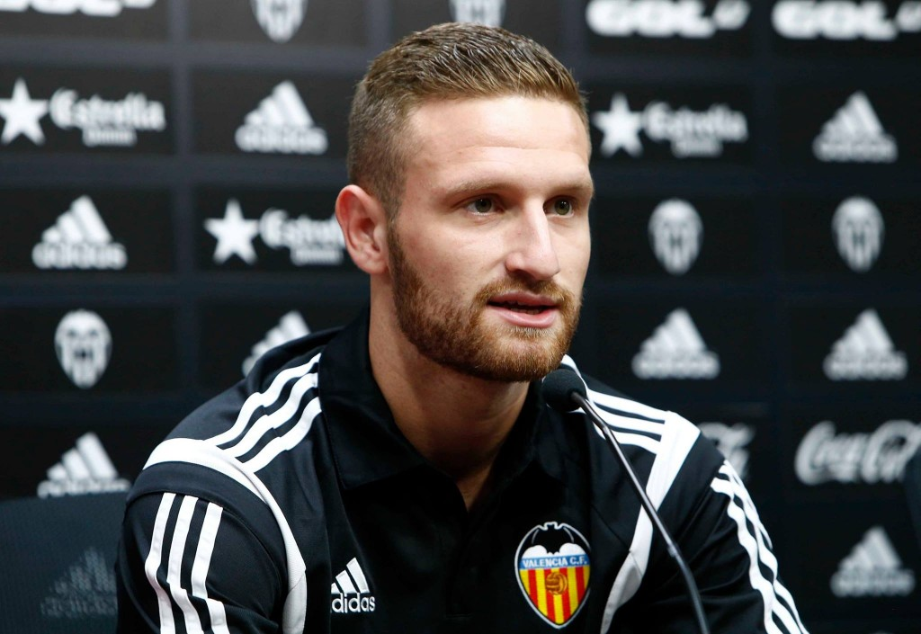 Mustafi already looks like a Valencian player.