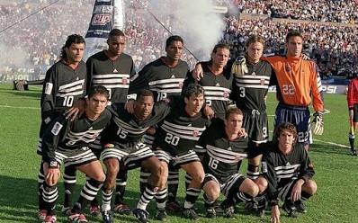 estadounidense dc united 2000 ññ