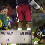 Australia 31 – American Samoa 0, the biggest win in history